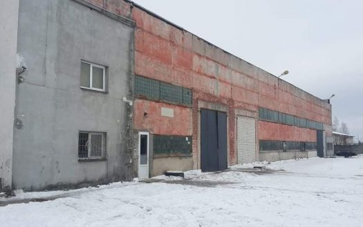Rent – Dry warehouse, 1633 sq.m., Shklo