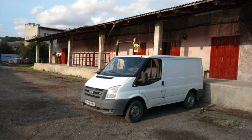 Продажа - Теплый склад, 1500 кв.м., г. Хуст - 3