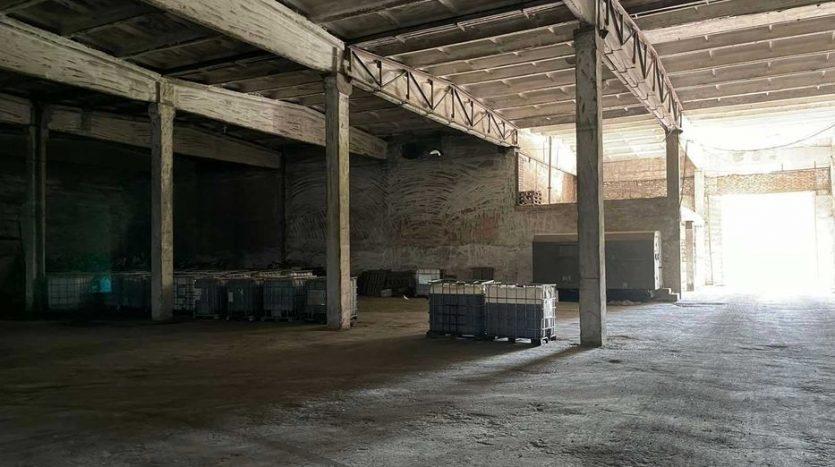 Аренда - Сухой склад, 5000 кв.м., г. Первомайск