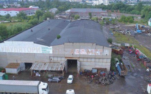 Продаж – Сухий склад, 2214 кв.м., м Львів
