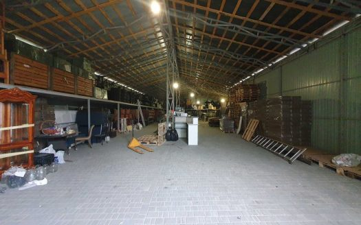 Satılık – Kuru depo, 820 m2, Odessa