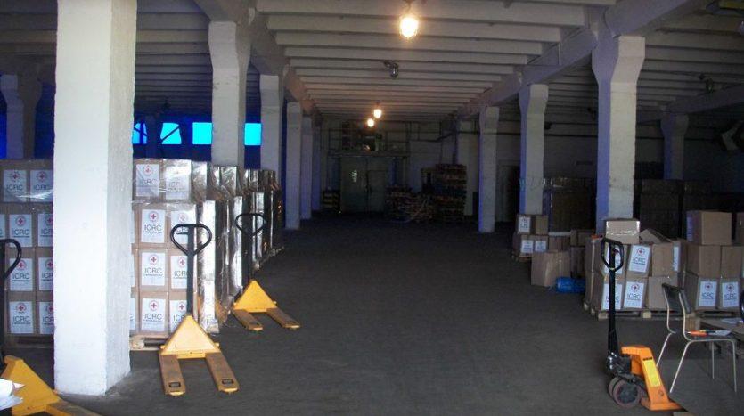 Аренда - Теплый склад, 3500 кв.м., г. Харьков