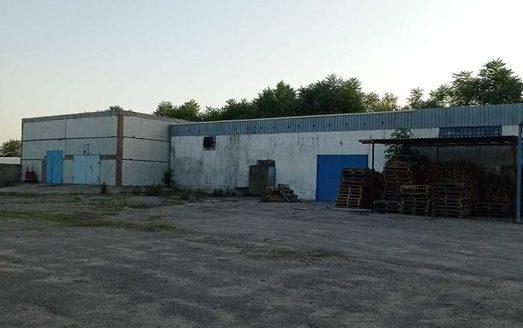 Продаж – Теплий склад, 980 кв.м., м Дніпровка