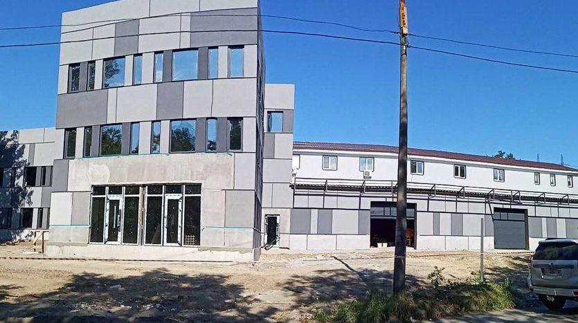 Аренда - Теплый склад, 1100 кв.м., г. Киев