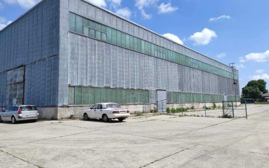 Rent – Dry warehouse, 1103 sq.m., Dmitrovka