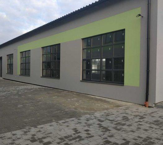 Аренда - Сухой склад, 552 кв.м., г. Львов