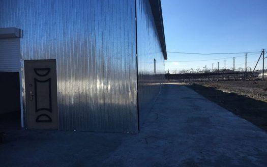 Аренда — Теплый склад, 500 кв.м., г. Русанов