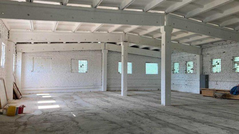 Аренда - Теплый склад, 1000 кв.м., г. Кольчино