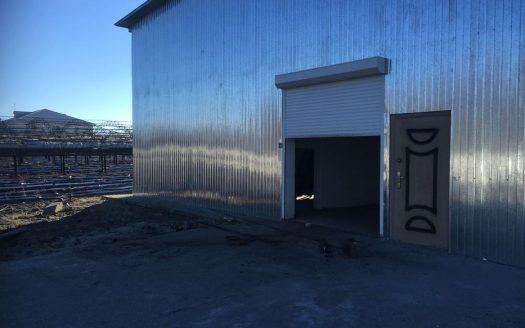 Satılık – Sıcak depo, 500 m2, Rusanov