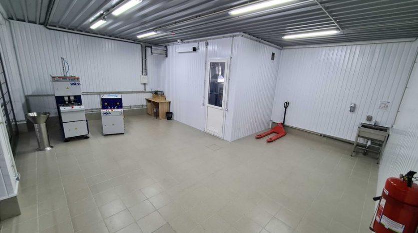 Аренда - Сухой склад, 1500 кв.м., г. Зазимье - 14