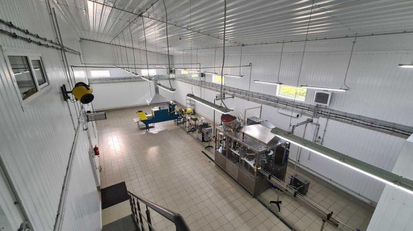 Аренда - Сухой склад, 1500 кв.м., г. Зазимье - 24
