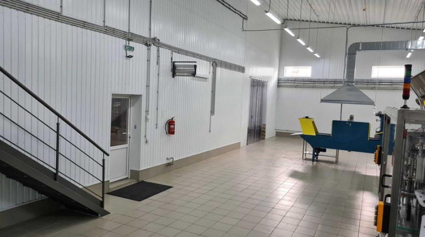 Аренда - Сухой склад, 1500 кв.м., г. Зазимье - 23