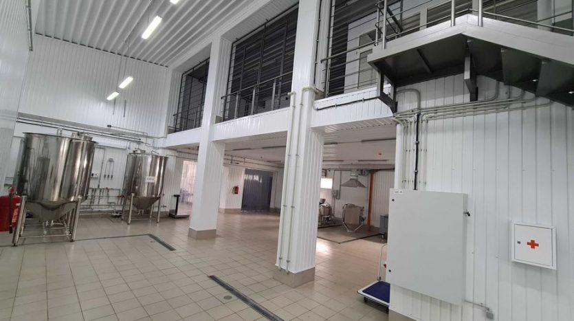 Аренда - Сухой склад, 1500 кв.м., г. Зазимье - 22