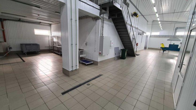 Аренда - Сухой склад, 1500 кв.м., г. Зазимье - 21