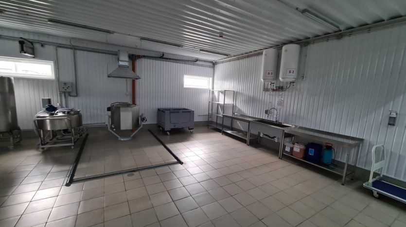 Аренда - Сухой склад, 1500 кв.м., г. Зазимье - 20