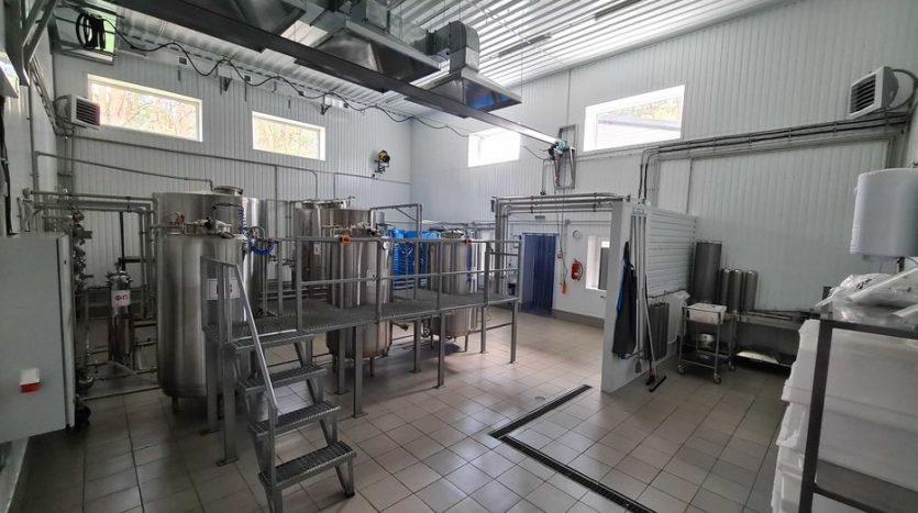 Аренда - Сухой склад, 1500 кв.м., г. Зазимье - 19
