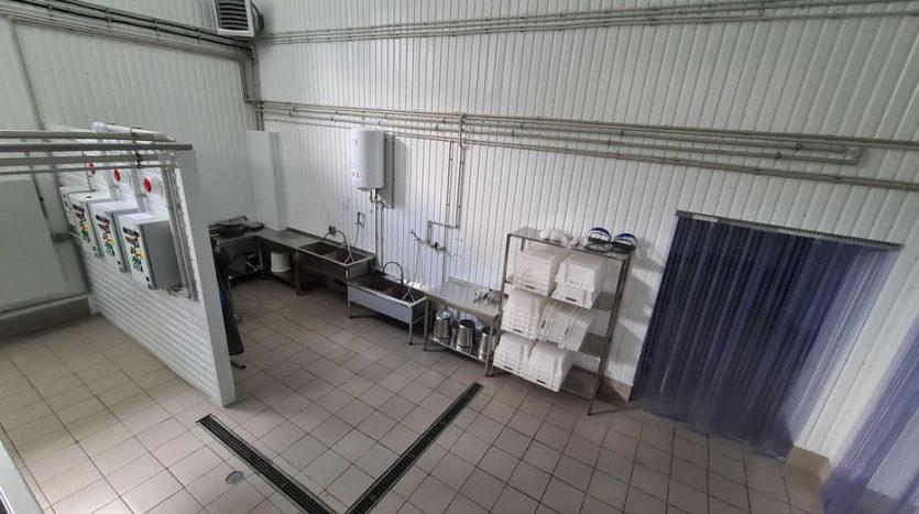 Аренда - Сухой склад, 1500 кв.м., г. Зазимье - 18