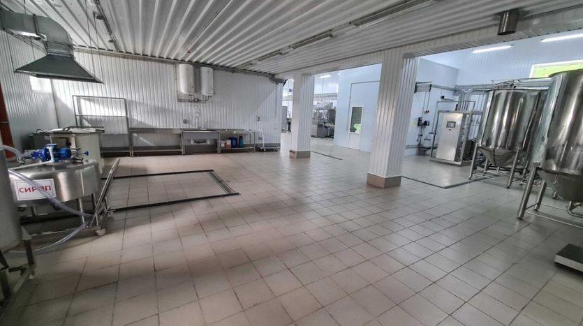Аренда - Сухой склад, 1500 кв.м., г. Зазимье - 17