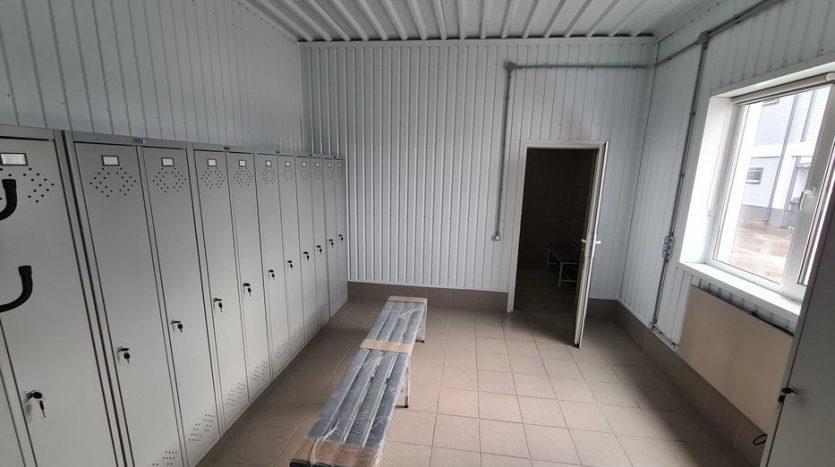 Аренда - Сухой склад, 1500 кв.м., г. Зазимье - 13