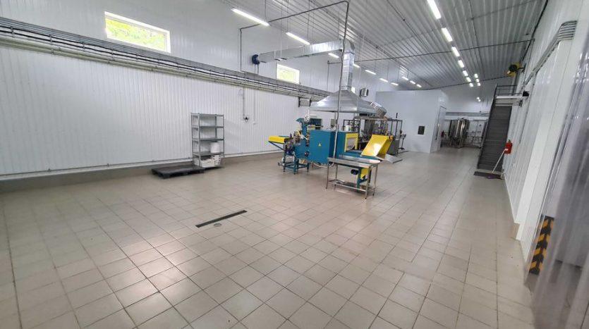 Аренда - Сухой склад, 1500 кв.м., г. Зазимье - 12