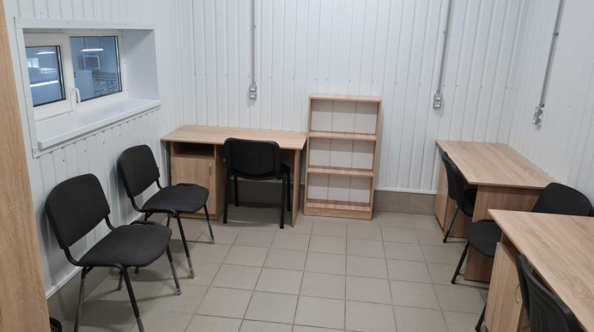 Аренда - Сухой склад, 1500 кв.м., г. Зазимье - 11