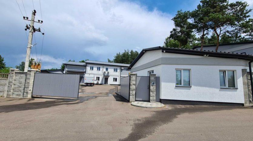 Аренда - Сухой склад, 1500 кв.м., г. Зазимье - 8