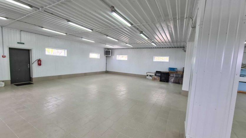 Аренда - Сухой склад, 1500 кв.м., г. Зазимье - 7
