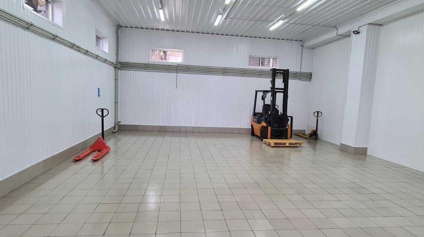 Аренда - Сухой склад, 1500 кв.м., г. Зазимье - 6