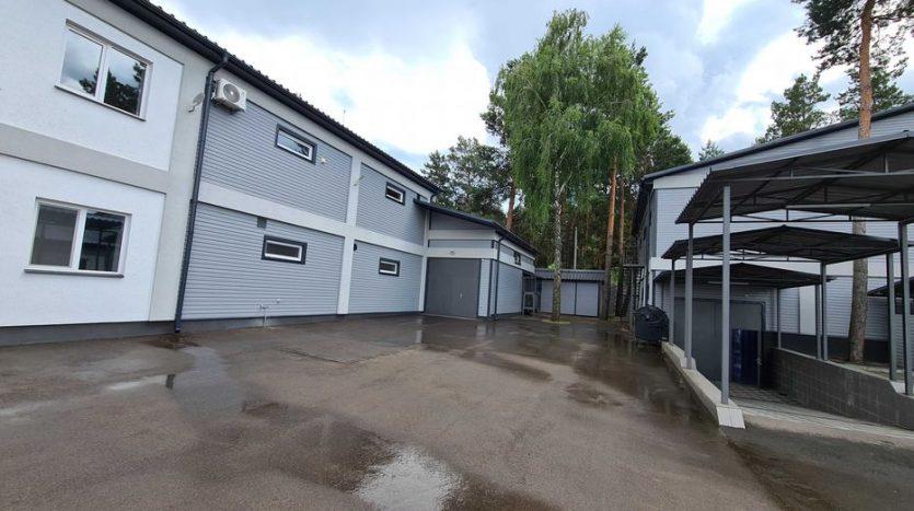 Аренда - Сухой склад, 1500 кв.м., г. Зазимье - 3