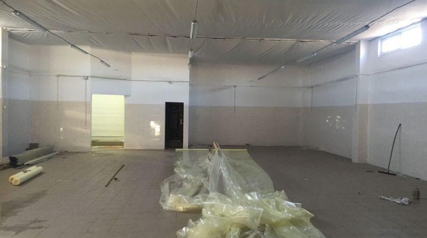 Аренда - Теплый склад, 1500 кв.м., г. Русанов