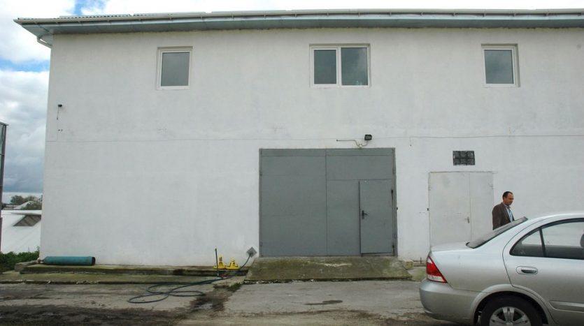 Аренда - Теплый склад, 1500 кв.м., г. Русанов - 9