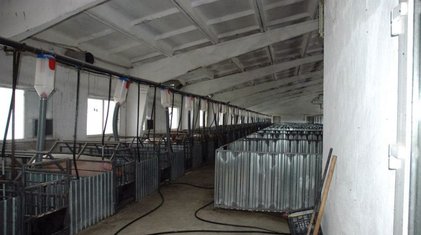 Аренда - Теплый склад, 1500 кв.м., г. Русанов - 14