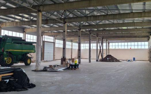 Аренда — Теплый склад, 2000 кв.м., г. Красиловка