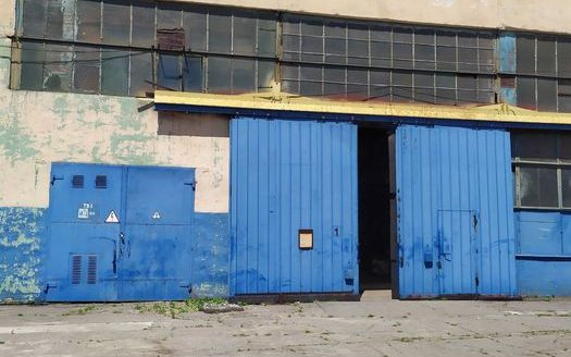 Rent – Dry warehouse, 1000 sq.m., Kremenchug