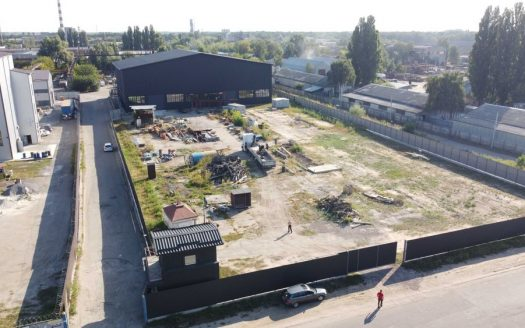 Sale – Dry warehouse, 1800 sq.m., Pobeda