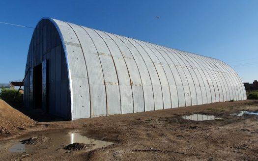 Rent – Dry warehouse, 500 sq.m., Krotoshin