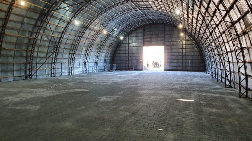 Аренда - Сухой склад, 500 кв.м., г. Кротошин - 4