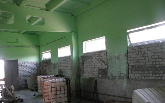 Rent – Dry warehouse, 500 sq.m., Peschanka