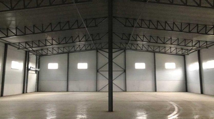 Kiralık - Kuru depo, 3300 m2, Belogorodka - 10