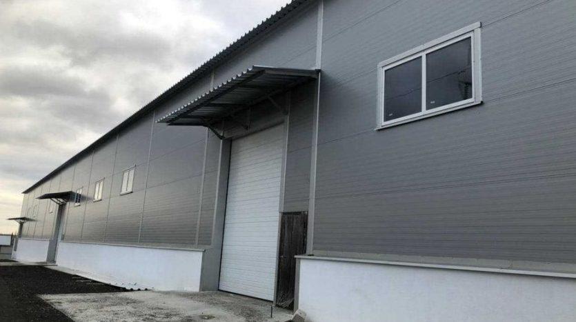 Kiralık - Kuru depo, 3300 m2, Belogorodka - 5