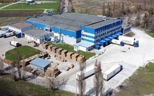 Аренда — Теплый склад, 4500 кв.м., г. Харьков