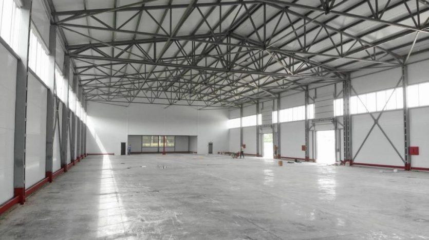 Rent - Warm warehouse, 836 sq.m., Lviv
