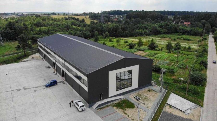 Rent - Warm warehouse, 836 sq.m., Lviv - 3