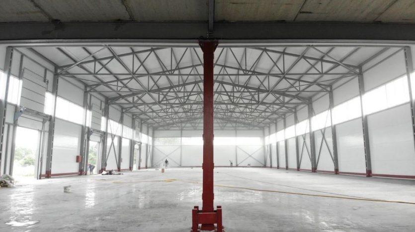 Rent - Warm warehouse, 836 sq.m., Lviv - 4