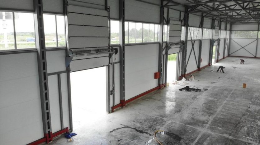 Rent - Warm warehouse, 836 sq.m., Lviv - 5