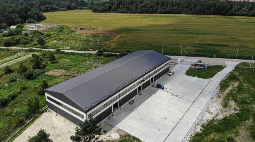 Rent - Warm warehouse, 836 sq.m., Lviv - 6