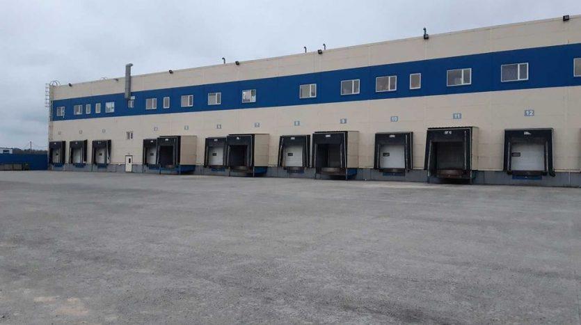 Kiralık - Kuru depo, 4400 m2, Brovary - 2