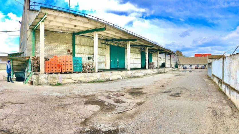 Аренда - Теплый склад, 4000 кв.м., г. Березань - 2
