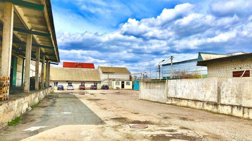 Аренда - Теплый склад, 4000 кв.м., г. Березань - 3