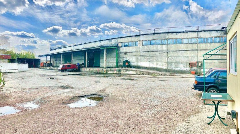 Аренда - Теплый склад, 4000 кв.м., г. Березань - 6